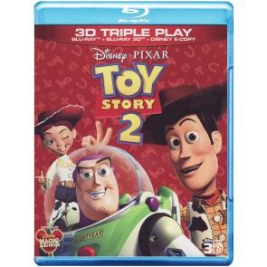 Toy story 2 (3D+2D+e-copy)