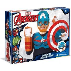 Avengers Maschera Capitan America