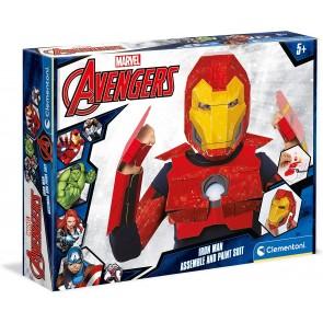 Avengers Maschera Iron Man