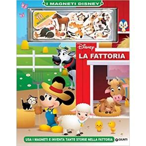 La fattoria. Usa i magneti e inventa tante storie nella fattoria. I magneti Disney. Ediz. a colori. Con 10 magneti