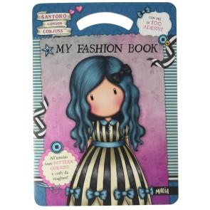 My fashion book. Gorjuss