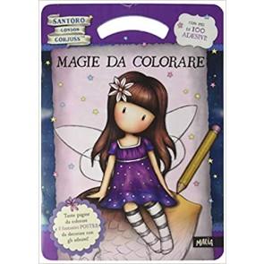 Magie da colorare. Gorjuss. Con adesivi. Ediz. illustrata