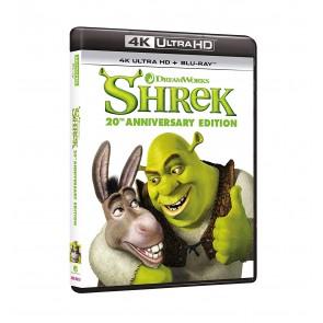 Shrek. Edizione 20° anniversario (Blu-ray + Blu-ray Ultra HD 4K)