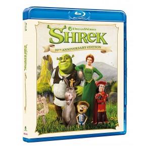Shrek. Edizione 20° anniversario (Blu-ray)