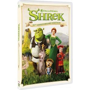 Shrek. Edizione 20° anniversario DVD