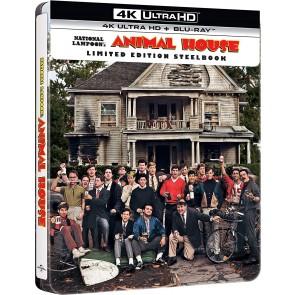 Animal House. Con Steelbook (Blu-ray + Blu-ray Ultra HD 4K)