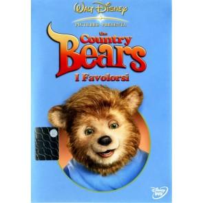 The Country Bears I Favolorsi DVD