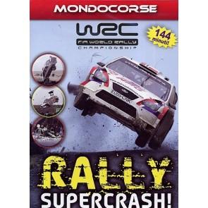 WRC rally supercrash! DVD