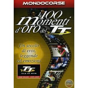 I 100 Momenti D'Oro Del Tourist Trophy DVD