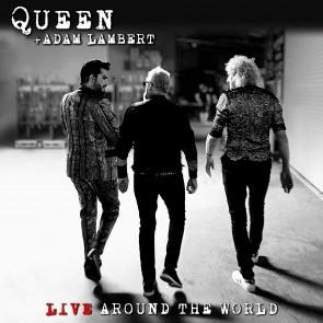 Live Around the World CD