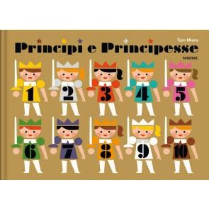 Principi e principesse. Ediz. a colori