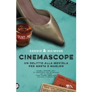 Cinemascope. Un delitto alla moviola per Greta e Marlon