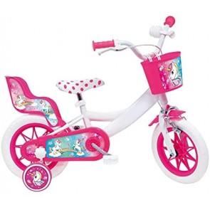 Unicorno Bicicletta 12''