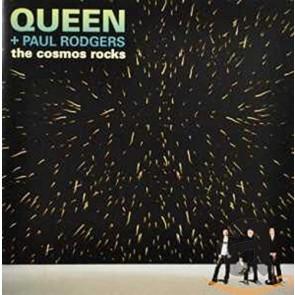 The Cosmos Rocks CD