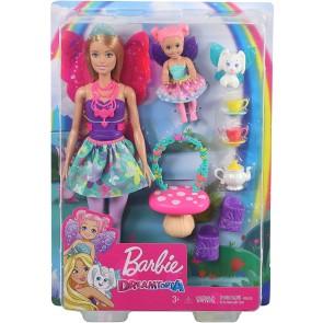Barbie Dreamtopia Fatina L'Ora del Tè