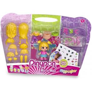 Pinypon. Pinyponizer 1 Bambola Bionda + Accessori