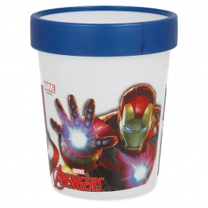 Avangers. Bicchiere Bicolor 250 ml. Marvel