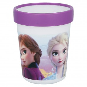 Frozen 2. Bicchiere Bicolor 250 ml. Disney
