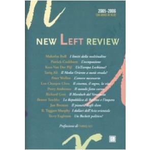 Un anno di New Left Review 2005-2006