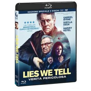 Lies We Tell. Verità pericolosa DVD + Blu-ray