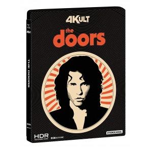 The Doors. 4Kult. Con Card numerata Blu-ray + Blu-ray Ultra HD 4K