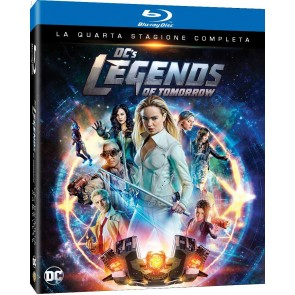 DC's Legends of Tomorrow. Stagione 4. Blu-ray