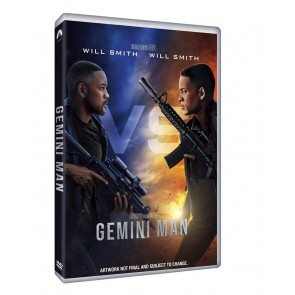Gemini Man DVD