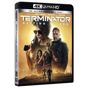 Terminator. Destino oscuro Blu-ray + Blu-ray Ultra HD 4K