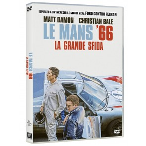 Le Mans 66. Ford vs Ferrari DVD