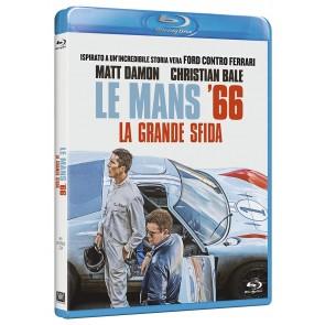 Le Mans 66. Ford vs Ferrari Blu-ray