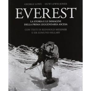 Everest. La storia e le immagini della prima leggendaria ascesa