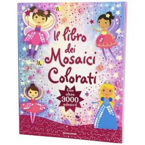 Il libro dei mosaici colorati. Con oltre 3000 adesivi
