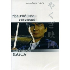 The Bad One - The Legend DVD