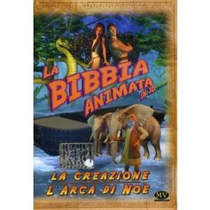 La Bibbia animata in 3D - La creazione + L'arca di Noè DVD