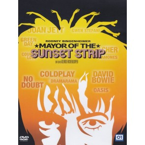 Mayor of the Sunset Strip DVD