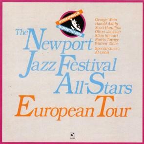 European Tour CD