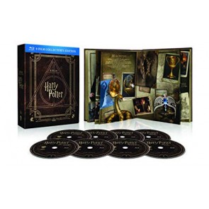 Harry Potter Magical Collection. Collector's Edition Blu-ray