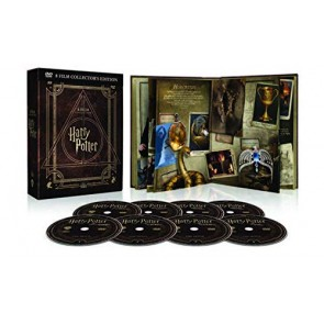Harry Potter Magical Collection. Collector's Edition DVD