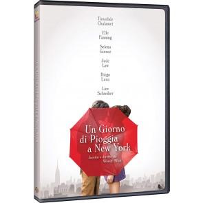 Un giorno di pioggia a New York DVD