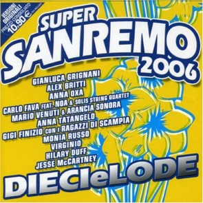 Super Sanremo 2006. 10 e lode! CD