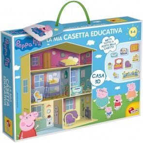 Peppa Pig La Mia Casetta Educativa 3D