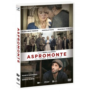 Aspromonte. La terra degli ultimi DVD