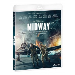 Midway DVD + Blu-ray
