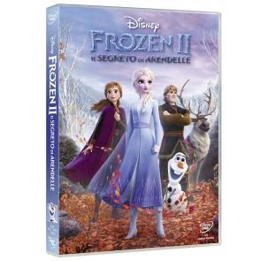 Frozen 2. Il segreto di Arendelle DVD