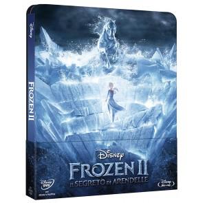 Frozen 2. Il segreto di Arendelle. Con Steelbook DVD + Blu-ray