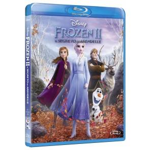 Frozen 2. Il segreto di Arendelle Blu-ray