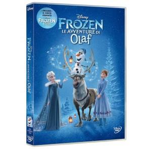 Frozen. Le avventure di Olaf DVD