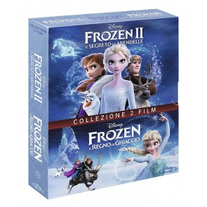 Cofanetto Frozen 1-2 Blu-ray