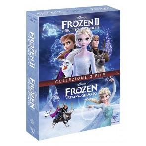 Cofanetto Frozen 1-2 DVD