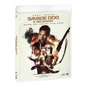 Savage Dog. Il selvaggio DVD + Blu-ray